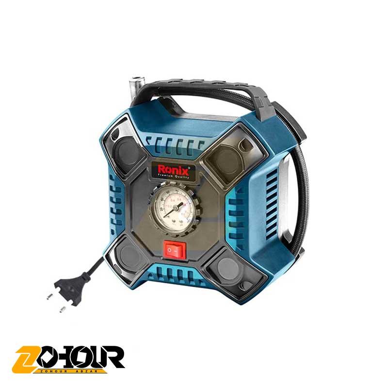 مینی کمپرسور آنالوگ برق شهری رونیکس مدل Ronix RH-4262