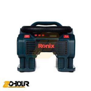 مینی کمپرسور سه کاره فندکی رونیکس مدل Ronix RH-4260