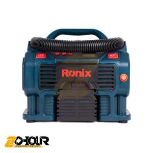 مینی کمپرسور سه کاره فندکی رونیکس مدل Ronix RH-4261