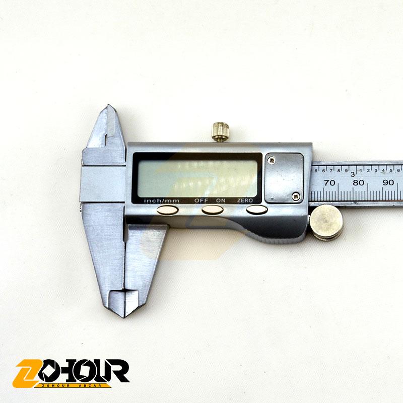 کولیس دیجیتال لیمیت مدل LI15 گستره 15 سانتی متر stainless