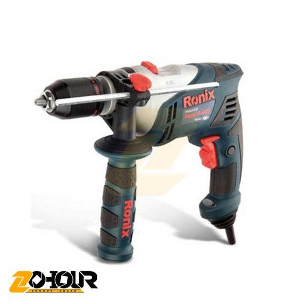 دریل چکشی رونیکس مدل Ronix 2213