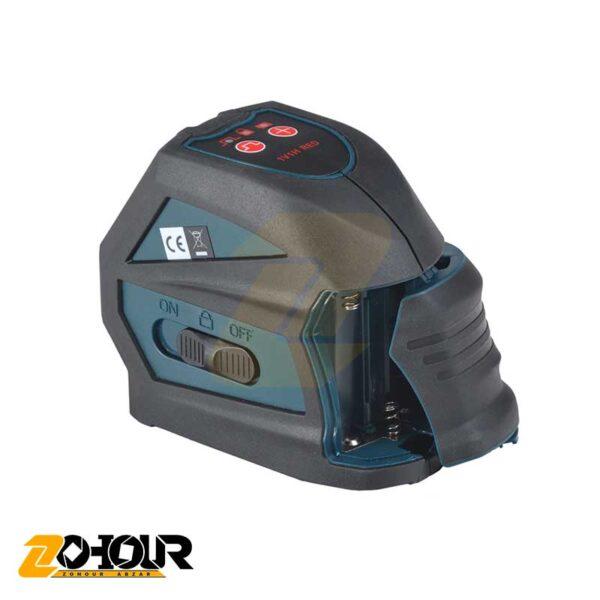 تراز لیزری دو خط رونیکس مدل Ronix RH-9500