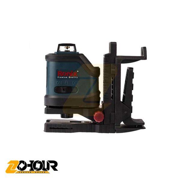 تراز لیزری دو خط 360 درجه رونیکس مدل Ronix RH-9502