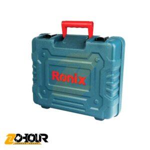دریل پیچ گوشتی شارژی لیتیوم 12 ولت رونیکس مدل Ronix 8612