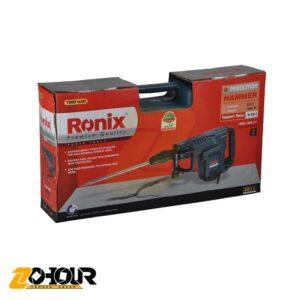 چکش تخریب ۱۱ کیلویی رونیکس مدل Ronix ۲۸۱۱