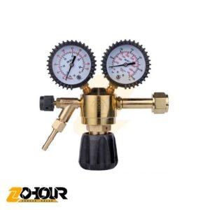 رگلاتور دو گیج توان جم مدل regulator Ar/Co2