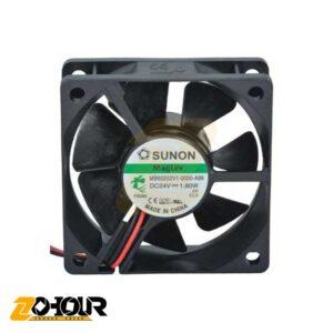 فن اینورتر 24 ولت مدل Sunon