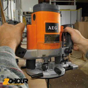 اور فرز نجاری آاگ مدل AEG OF2050E