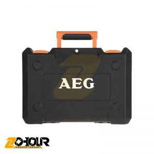 دریل شارژی چکشی 2 سرعته 14 ولت آاگ مدل AEG BSB14G3LI