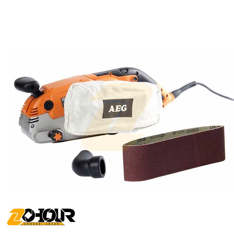 سنباده لرزان نواری 1010 وات آاگ مدل AEG HBS1000E