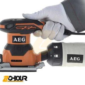 سنباده لرزان اتویی 280 وات آاگ مدل AEG FDS140