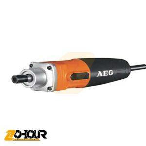فرز انگشتی گلوکوتاه 500 وات آاگ مدل AEG GS500E