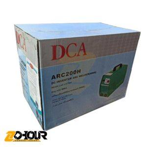 دستگاه اینورتر 200 آمپر تک ولوم ماسفت مدل DCA ARC200H
