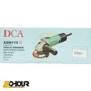 مینی فرز دی سی ای مدل DCA ASM115