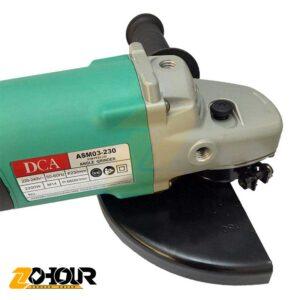 فرز سنگبری 2200 وات دی سی ای مدل DCA ASM03-230