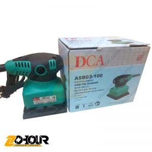 سمباده لرزان مشتی دی سی ای مدل DCA ASB03_100