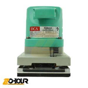 سمباده لرزان بزرگ 520 وات دی سی ای مدل DCA ASB234