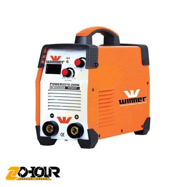 اینورتر پاور 200 آمپر وینر مدل Winer POWER 2510-200N