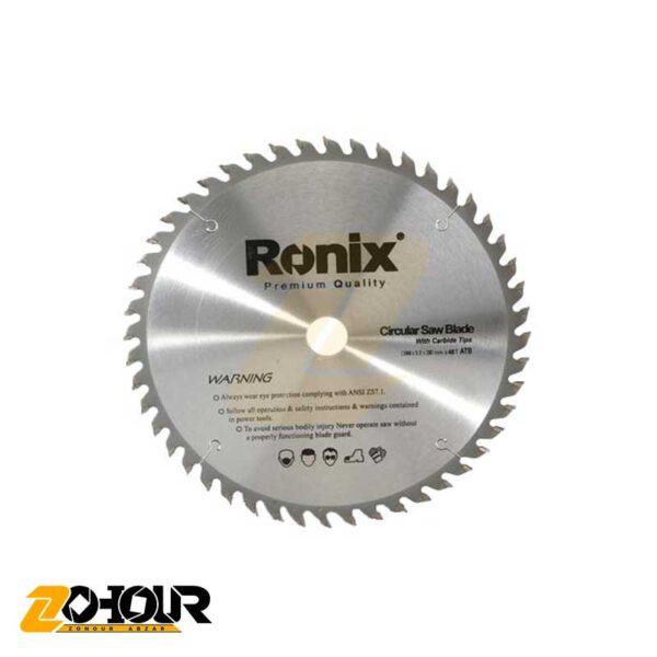 تیغ اره الماسه MDF رونیکس مدل Ronix RH-5117