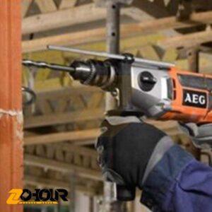 دریل چکشی گیربکسی 1100وات آاگ مدل AEG SB2E1100RV