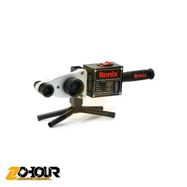 دستگاه جوش لوله سبز تک رونیکس مدل Ronix RH-4400