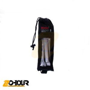 مجموعه 8 عددی آچار دو سر تخت رونیکس مدل Ronix RH-2201