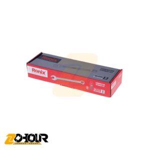مجموعه 8 عددی آچار یکسرتخت-یکسررینگ رونیکس مدل Ronix RH-2101