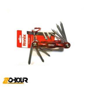 پیچ گوشتی سری فانتزی رونیکس مدل Ronix RH-2901