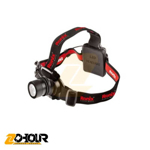 چراغ پیشانی برد 70 لومن رونیکس مدل Ronix RH-4280