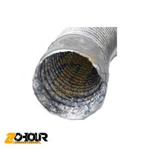 کانال فلکسیبل مدل عایق پلی اتیلن سایز 8 اینچ Flexible (20mm)