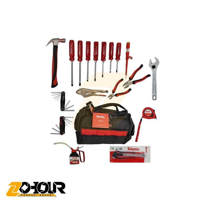 کیف ابزار همراه رونیکس مدل Ronix RH-9101