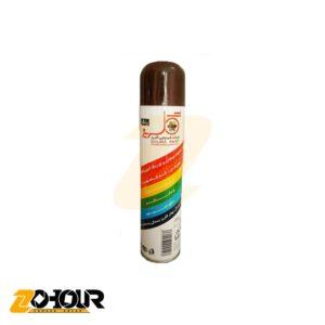 اسپری رنگ قهوه ای سیر گلریز حجم 300 میلی لیتر مدل GOLRIZ A11