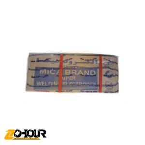 سیم جوش 4 (الکترود) میکا کارتن 20 کیلویی مدل Mika E6013
