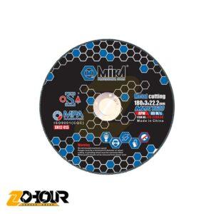 صفحه سنگ برش آهن میکا مدل Mika CD-I 18030