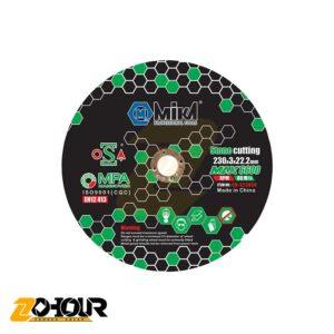 صفحه سنگ سنگبری 230 میلی متری میکا مدل Mika CD-S 23030