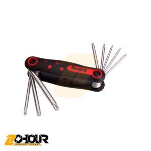 آلن ستاره ای چاقویی رونیکس مدل Ronix RH-2021