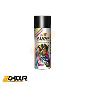 اسپری سریع خشک (براق) 400 سی سی الوان مدل ALVAN ALCO-6006