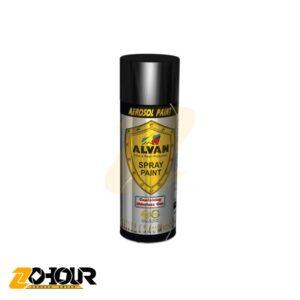 اسپری سریع خشک (مات) 400 سی سی الوان مدل ALVAN ALCO-6006