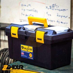 جعبه ابزار 18 اینچ سوپر گلکسی وان مدل GALAXYONE TB18S