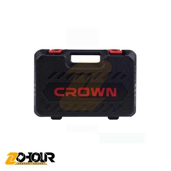 دریل بتن کن 4 شیار 1050 وات کرون مدل Crown CT18116