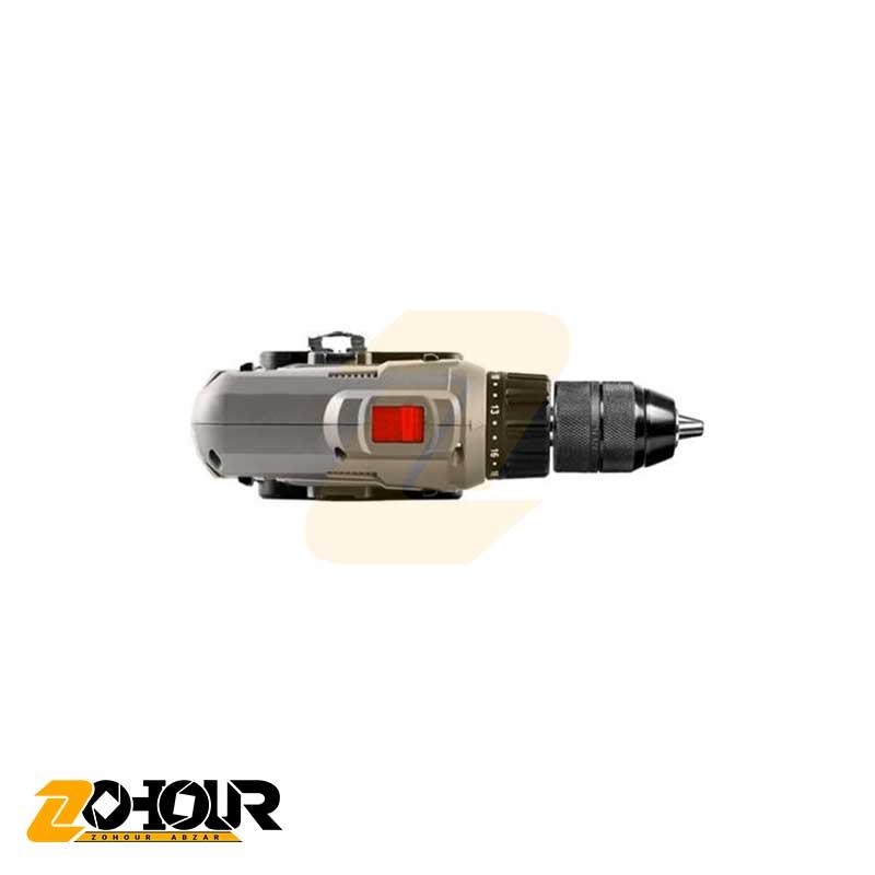 دریل پیچ گوشتی شارژی 18 ولت کرون مدل Crown CT21056L