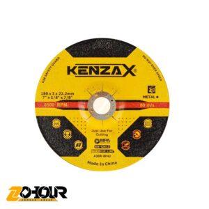 صفحه برش آهن 180 میلی متر کنزاکس مدل Kenzax KCW-1180