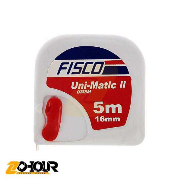 متر 5 متری فیسکو مدل FISCO UM5M