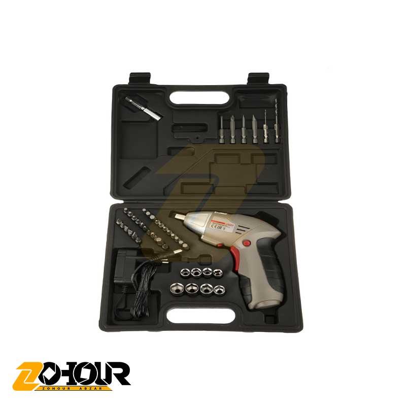 پیچ گوشتی شارژی 3.6 ولت کرون مدل Crown CT22023