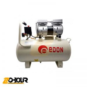 کمپرسور باد سایلنت ادون مدل Edon ED550-24L