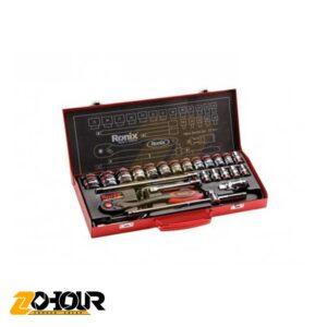 جعبه بکس 24 پارچه رونیکس مدل Ronix RH-2624