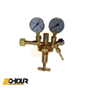 مانومتر اکسیژن زینسر مدل Zinser