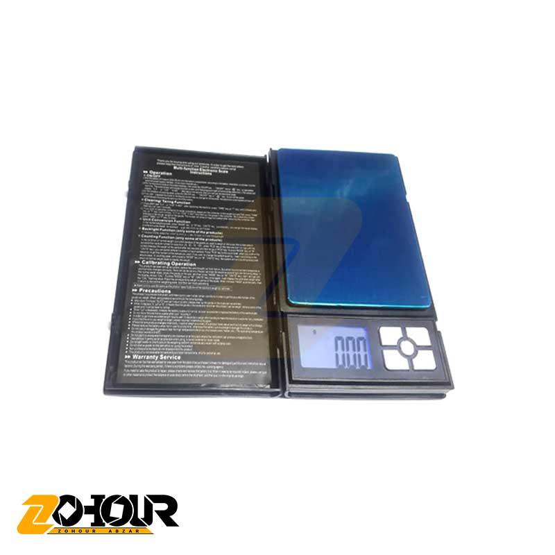ترازو دیجیتال 500 گرم 0.01 مدل NOTEBOOK