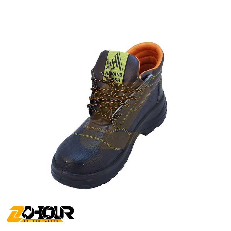 کفش ایمنی الوند سایز 40 Alvand