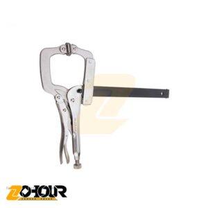 انبر قفلی تسمه دار سایز 10 اینچ ایران پتک مدل Iran Potk HM 1010